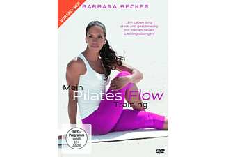 Mein Pilates Flow Training DVD