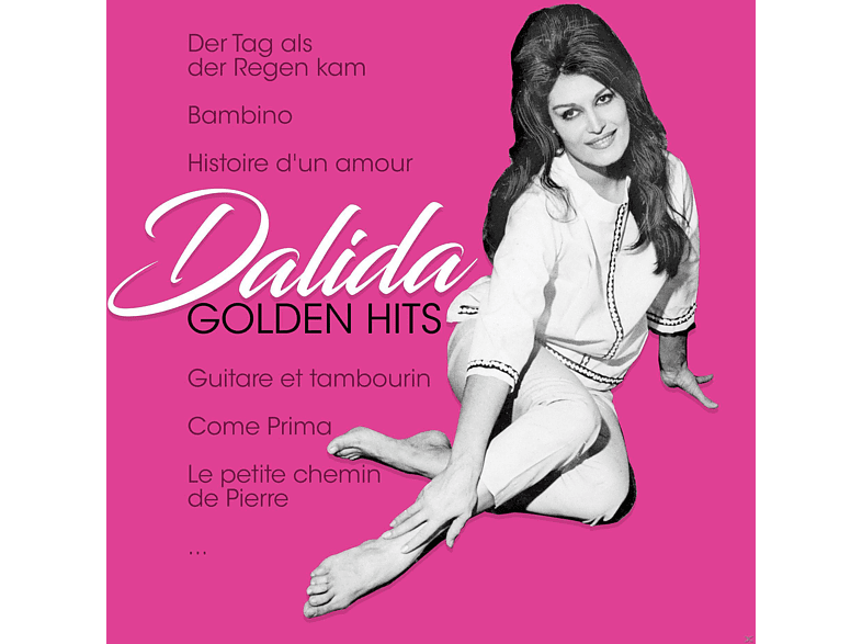 Dalida - Golden Hits [Vinyl]