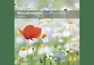 Christoph Eschenbach - Lieder Ohne Worte  - (CD)