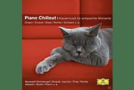 Einaudi/Gavrilov/Michelangeli/Pires/Schiff - Piano Chillout [CD]