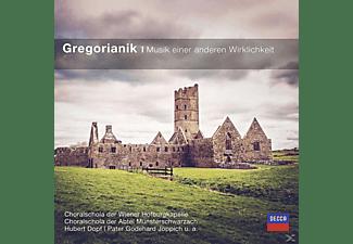 Diverse Klassik - Gregorianik Musik Einer Anderen Wirklichkeit  - (CD)