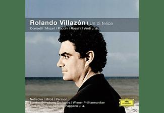 Rolando Villazon - Rolando Villazon-Un Di Felice  - (CD)