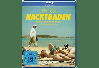 Nacktbaden-Manche bräunen, manche brennen Blu-ray