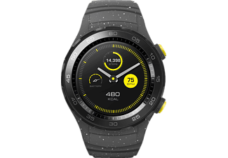 HUAWEI Watch 2 Smartwatch Kunststoff, 140-210 mm, Concrete Grey