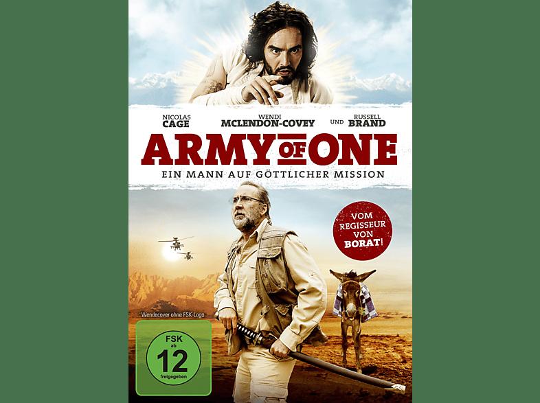 Army of One - Ein Mann auf göttlicher Mission [DVD]