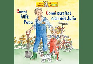Conni - Conni 50: Conni hilft Papa / Streitet sich mit Julia  - (CD)