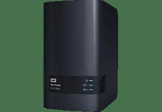 WD My Cloud™ EX2 Ultra NAS Speicher 6 TB 3,5 Zoll extern
