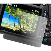EASYCOVER ECGSPC6D, Screenprotector, durchsichtig, passend für CANON 6D