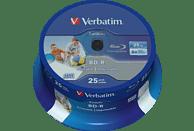VERBATIM 43811 Datalife BD-R SL 25GB Rohling