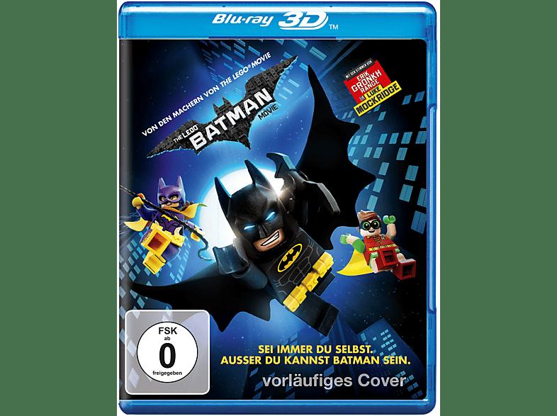 The LEGO Batman Movie [3D Blu-ray]