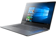LENOVO Yoga 720, Convertible mit 15.6 Zoll Display, Core i7 Prozessor, 16 GB RAM, 1 TB SSD, GeForce® GTX 1050, Iron Grey
