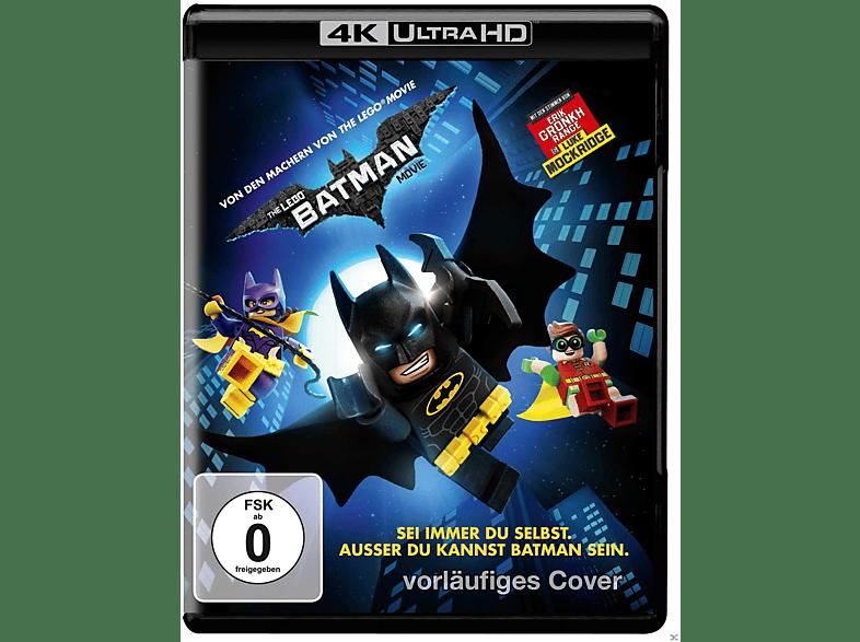 The LEGO Batman Movie [4K Ultra HD Blu-ray + Blu-ray]