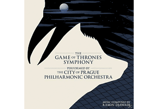 The City Of Prague Philharmonic Orchestra - The Game Of Thrones Symphony  - (CD)
