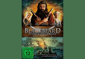 Blackbeard – Schrecken der Meere DVD