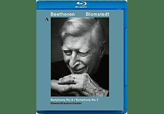 Herbert Blomstedt - Sinfonie 6 & 7  - (Blu-ray)