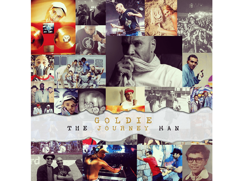 Goldie - The Journey Man [CD]