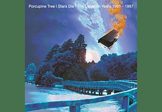 Porcupine Tree - Stars Die-The Delirium Years 1991-1997  - (CD)