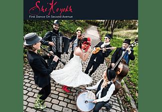 She'koyokh - First Dance On Second Avenue  - (CD)