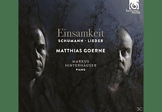 Goerne & Hinterhauser - Einsamkeit  - (CD)