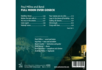 Paul And Band Millns - Full Moon Over Goseck  - (CD)