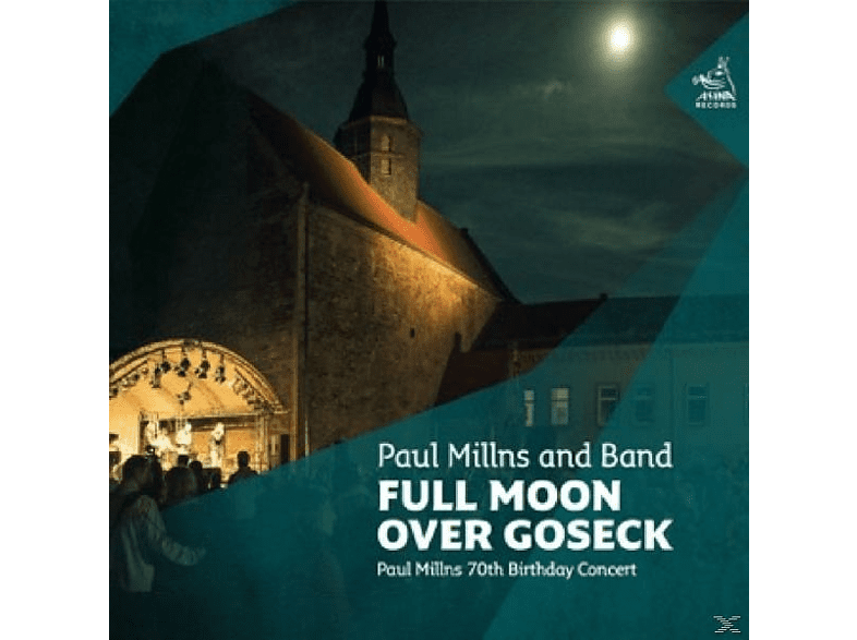 Paul And Band Millns - Full Moon Over Goseck [CD]