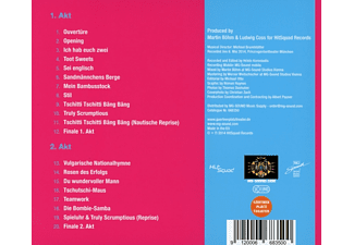 Original Cast Deutschland - Tschitti Tschitti Baeng Baeng  - (CD)