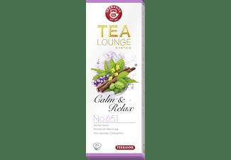 TEEKANNE Calm & Relax No. 651 Teekapseln (Teekanne Tealounge System)