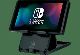 HORI Nintendo Switch Playstand, Nintendo Switch Halterung, Schwarz