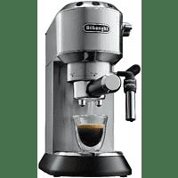 DE LONGHI Espresso Siebträgermaschine Dedica Style EC 685.M, silber
