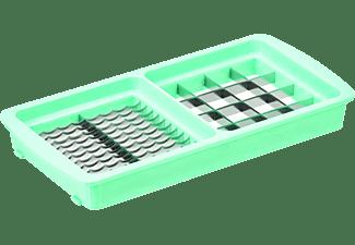 GENIUS 33853 Nicer Dicer Fusion Smart Messereinsatz Mintgrün