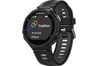 GARMIN Forerunner 735XT Run Bundle, GPS Multisport Uhr, -, Schwarz/Grau