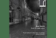 Cambridge The St Catharine's Girls' Choir - Chorwerke [CD]