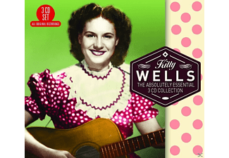 Kitty Wells - Absolutely Essential  - (CD)