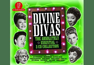 VARIOUS - Divine Divas-Absolutely Essential  - (CD)