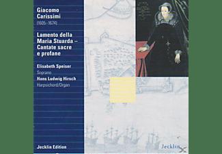Elisabeth Speiser, Hans Ludwig Hirsch - Lamento della Maria Stuarda-Kantaten  - (CD)