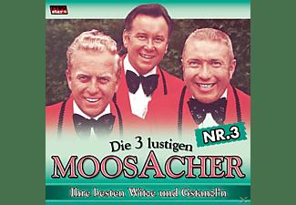 Die 3 Lustigen Moosacher - Ihre Besten Witze U.Gstanzl 3  - (CD)