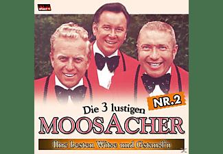Die 3 Lustigen Moosacher - Ihre Besten Witze U.Gstanzl 2  - (CD)