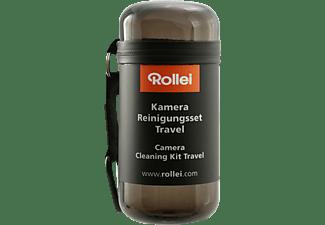 ROLLEI Kamera Travel, Reinigungsset, Schwarz
