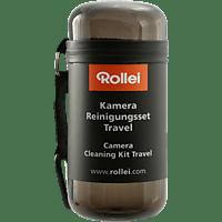 ROLLEI Kamera Travel Reinigungsset, Schwarz