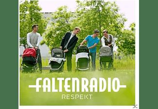 Faltenradio - Respekt  - (CD)