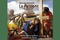 VARIOUS, Ensemble Vocale Sigismondo d´India, Ensemble Vocale Eufonia, Berliner Barock Akademie - La Passione di Nostro Signore Gesú Cristo [CD]