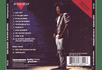 Robert Brookins - In The Night  - (CD)