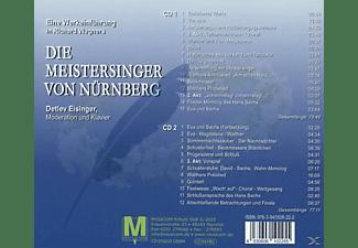 Detlev Eisinger - Die Meistersinger von Nürnberg  - (CD)