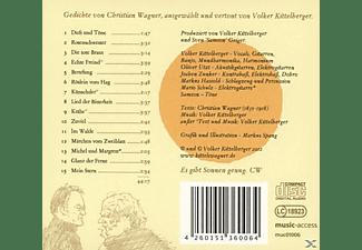 Volker Kittelberger - Kittels Wagner  - (CD)