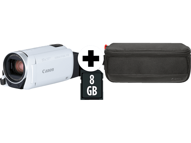 CANON Legria HF R806 Camcorder Full HD, CMOS 3.28 Megapixel, 32x opt. Zoom
