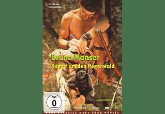 Bruno Manser - Kampf um den Regenwald DVD