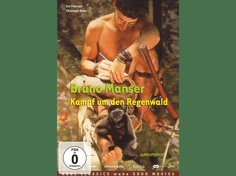 Bruno Manser - Kampf um den Regenwald [DVD]
