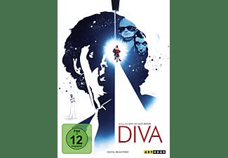 Diva (Digital Remastered) DVD