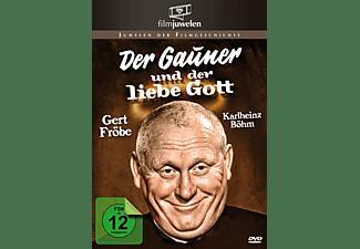 Gert Froebe: Der Gauner und der liebe Gott DVD