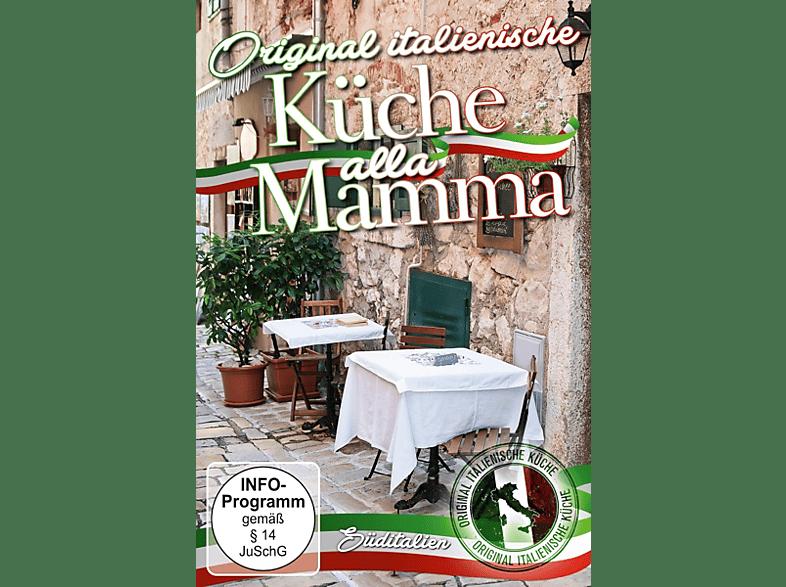 Süditalienische Küche - rig.Italienische Küche Alla Mamma [DVD]